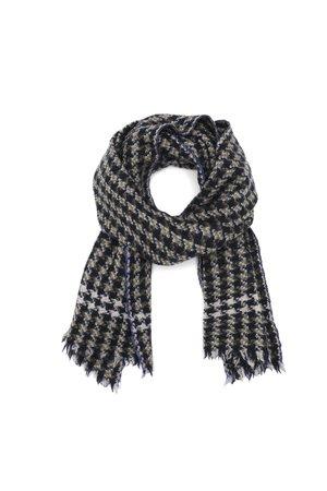 MoisMont Sjaal design 471 - japan blue