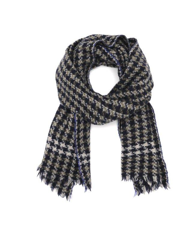 Sjaal design 471 - japan blue