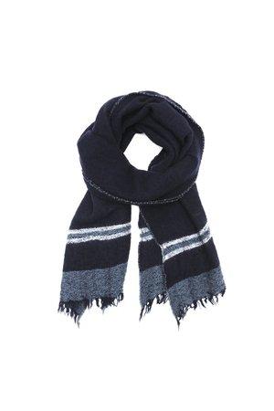 MoisMont Sjaal design 465 - japan blue
