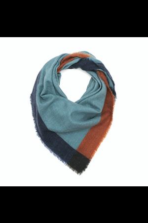 MoisMont Sjaal design 446 - dutch blue