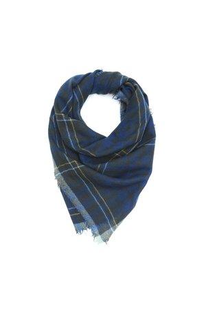 MoisMont Sjaal design 444 - japan blue