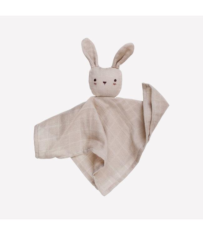 Main Sauvage Cuddle cloth, bunny