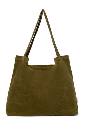 Studio Noos Cactus rib mom-bag