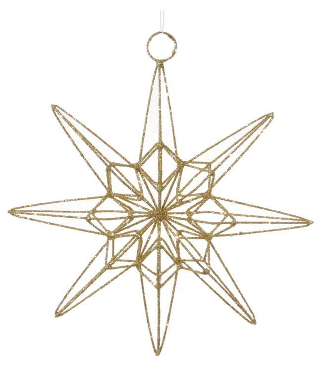 Glitter ster