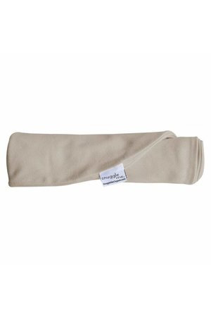 Snuggle Me Organic Cotton cover - birch