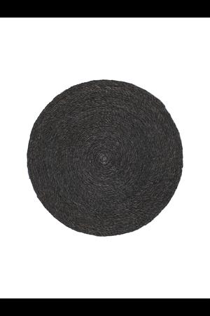 Caravane Placemat 'Vahana' - charcoal
