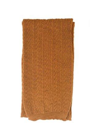 Hvid Scarf Eduart (0-3y) - rust