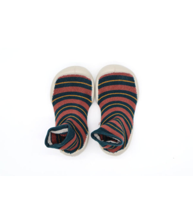 Slippers - tapis volant