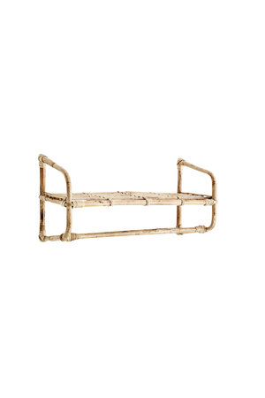 Bamboe legplank