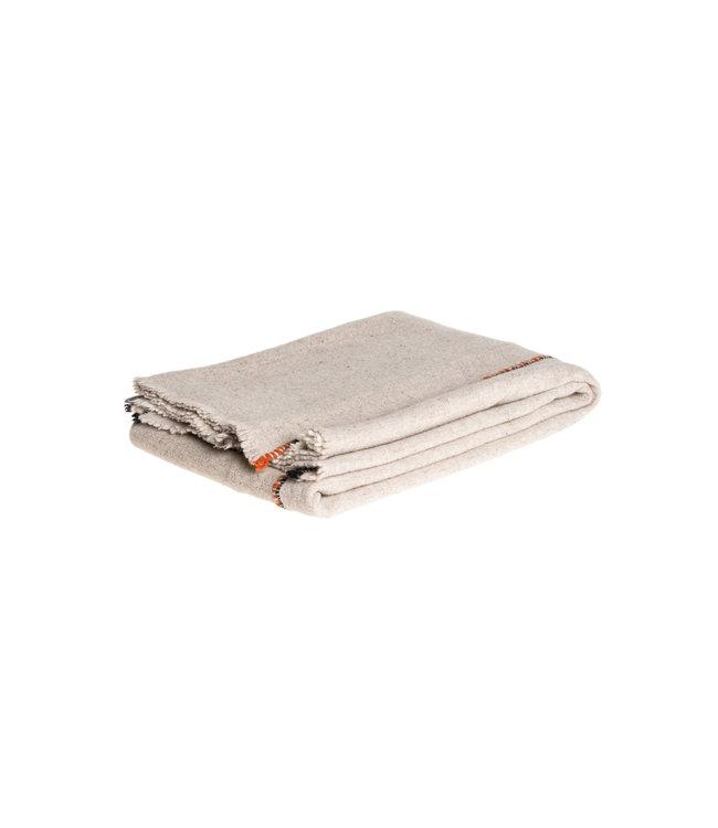 Plaid Criss-cross 1 - grey/off white