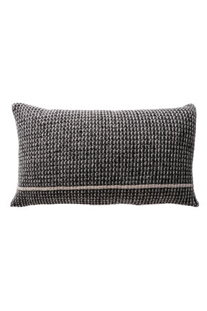 Teixidors Cushion Time - dark grey