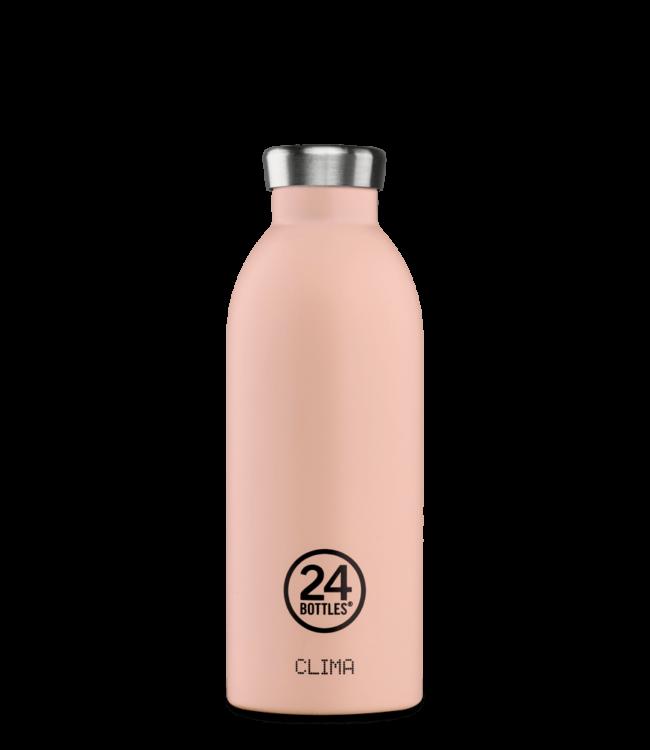 Clima Bottle 050 - stone dusty pink