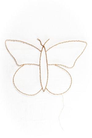 Zoé Rumeau Lighting butterfly