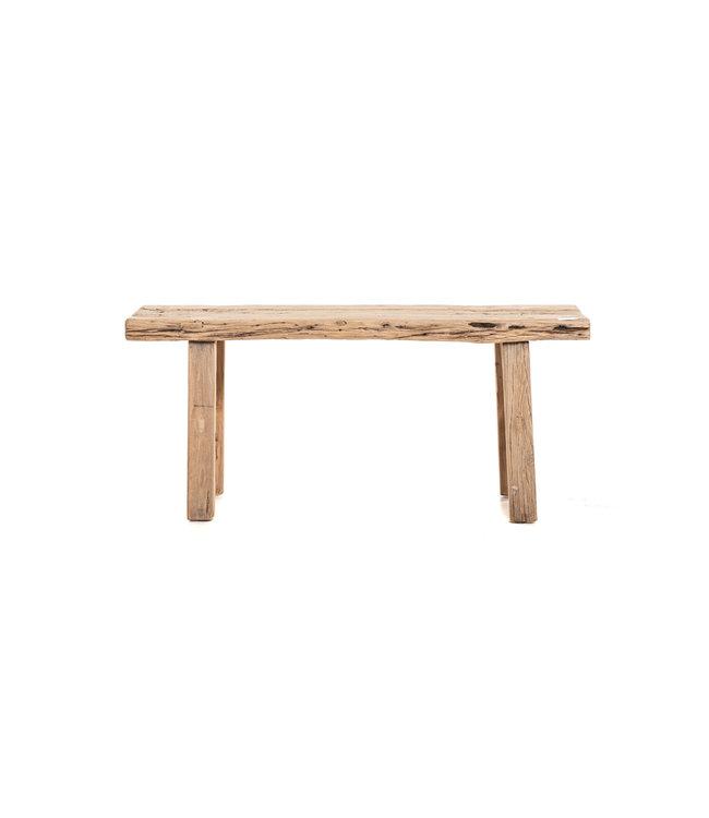 Tough bench elm wood 111cm
