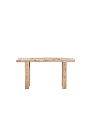Tough bench elm wood 99cm