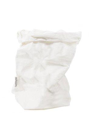 Uashmama Uashmama paperbag - white