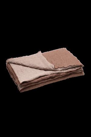 Maison de Vacances Comforter cocoon vice versa - blush/givré