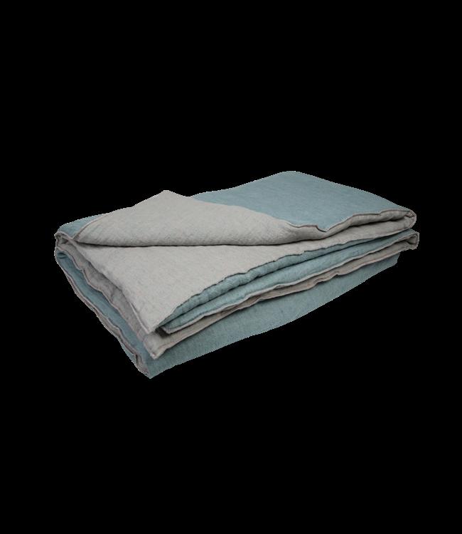 Maison de Vacances Comforter cocoon vice versa - aqua/givré