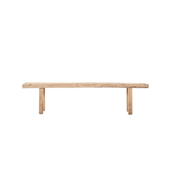 Bench elm wood - 208cm