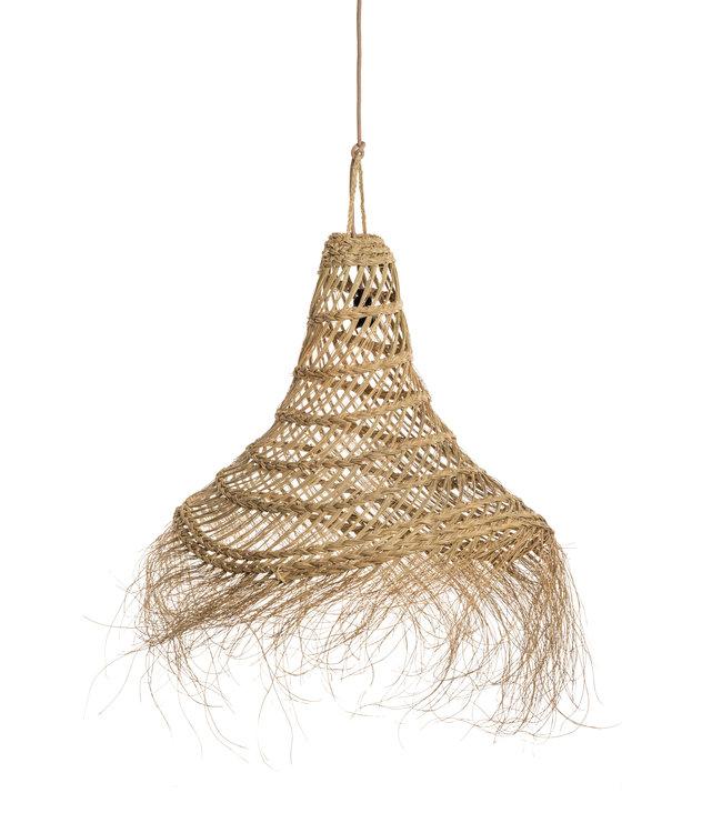 Suspension lamp seagrass