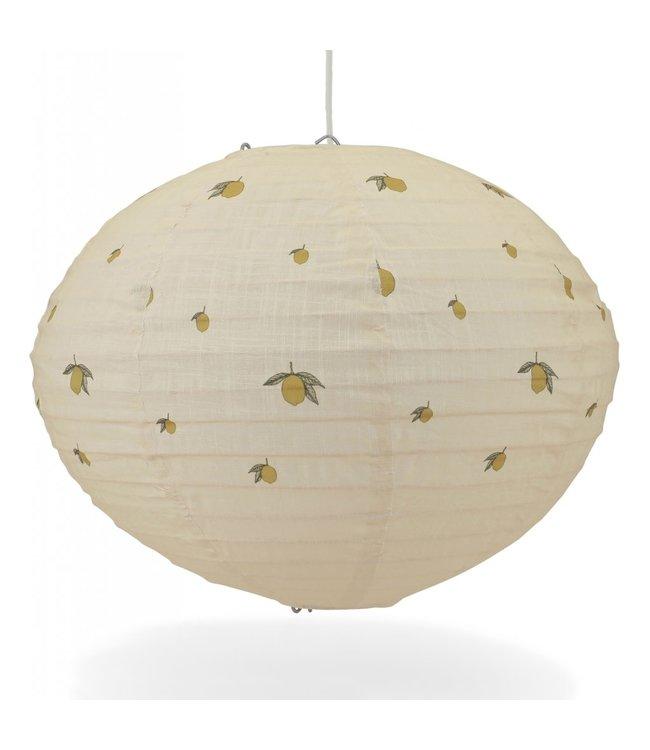Konges Sløjd Small pendant lamp - lemon