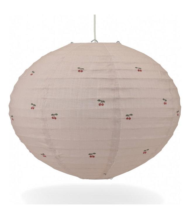 Konges Sløjd Small pendant lamp - cherry