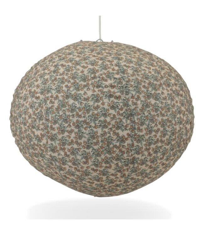 Konges Sløjd Small pendant lamp - orangery beige