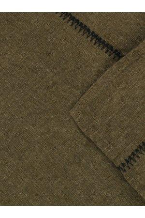 Caravane Tafelkleed Noé, gewassen linnen - laurier