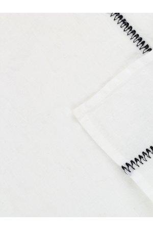 Caravane Tablecloth Noé, washed linen - neige
