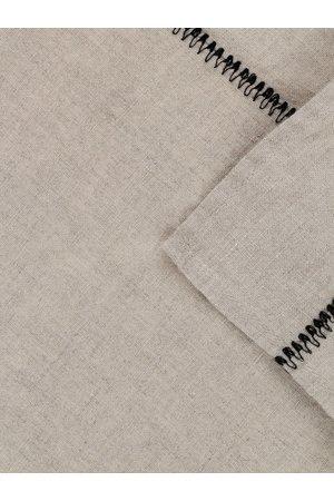 Caravane Tablecloth  Noé, washed linen - naturel