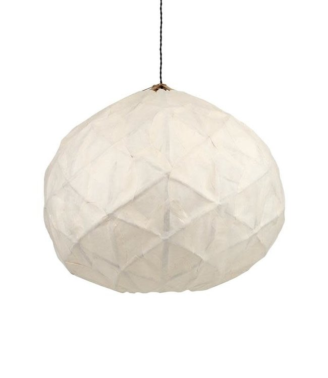 Caravane Hanglamp 'Pily' - rotan & papier