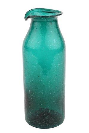 Caravane Karaf gerecycleerd glas Hera - emeraude