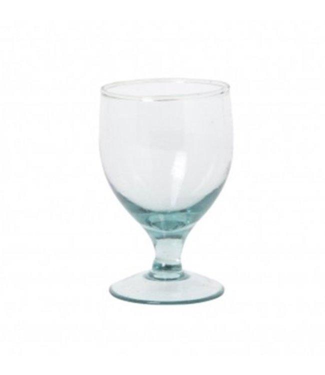 Recycled balloon glass Hera - ecume