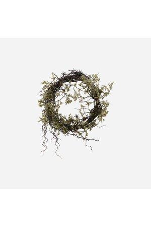 Kerstkrans - wild mos