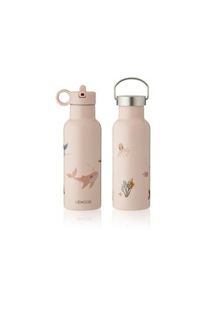 Liewood Neo waterfles - sea creature rose mix