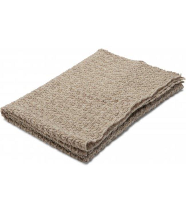 Baby blanket - paloma brown