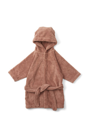 Konges Sløjd Terry bathrobe - sienna