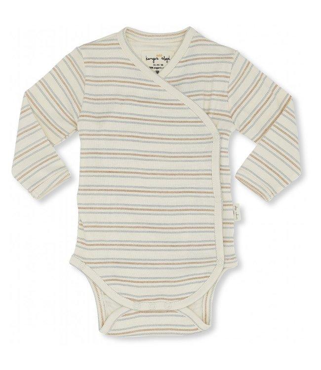 Konges Sløjd New born body deux - vintage stripe