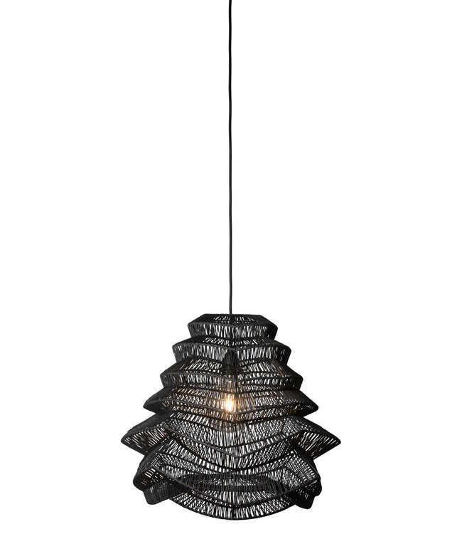 Vilda pendant - black