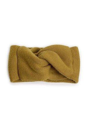 Collégien Headband - moutarde de dijon