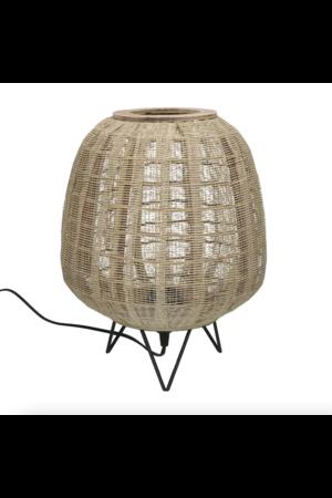 Tafellamp bamboe 'Lokken'