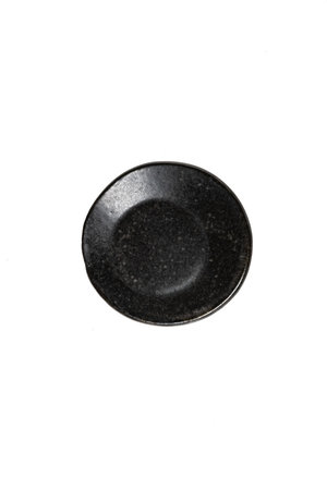 Gres black small plate
