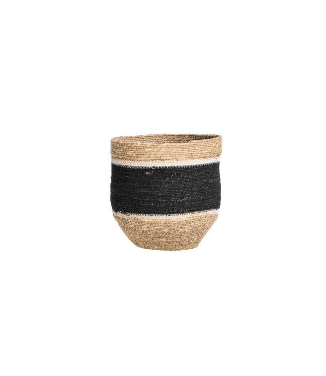 Basket tribe - black/nat/white L
