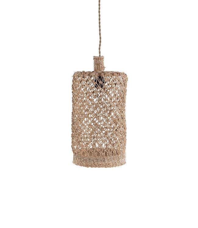 Caravane Hanging lamp 'Balbi' banana fibres - natural