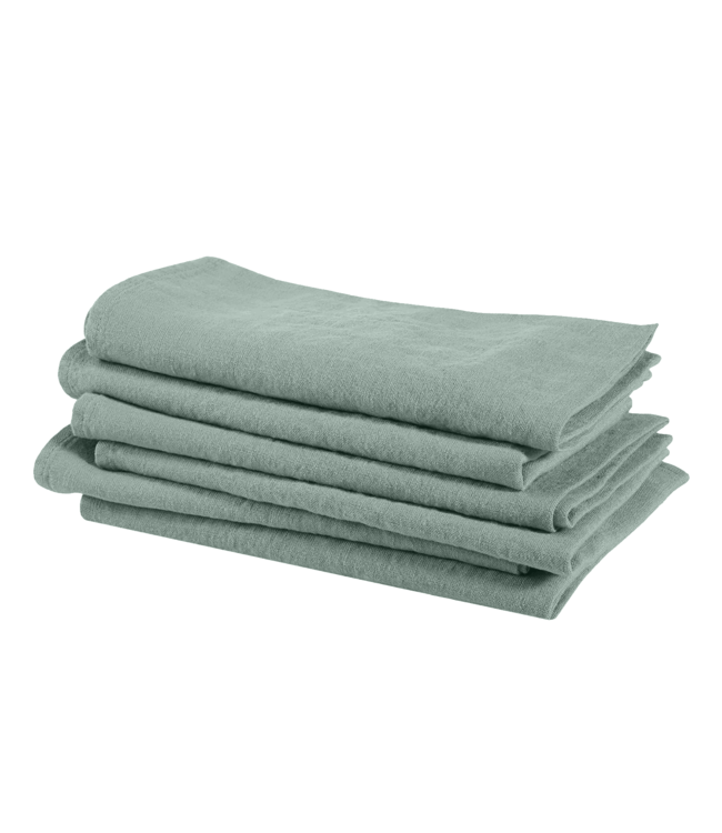 Napkin linen - sage