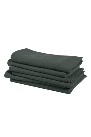 Linge Particulier Napkin linen - cedar