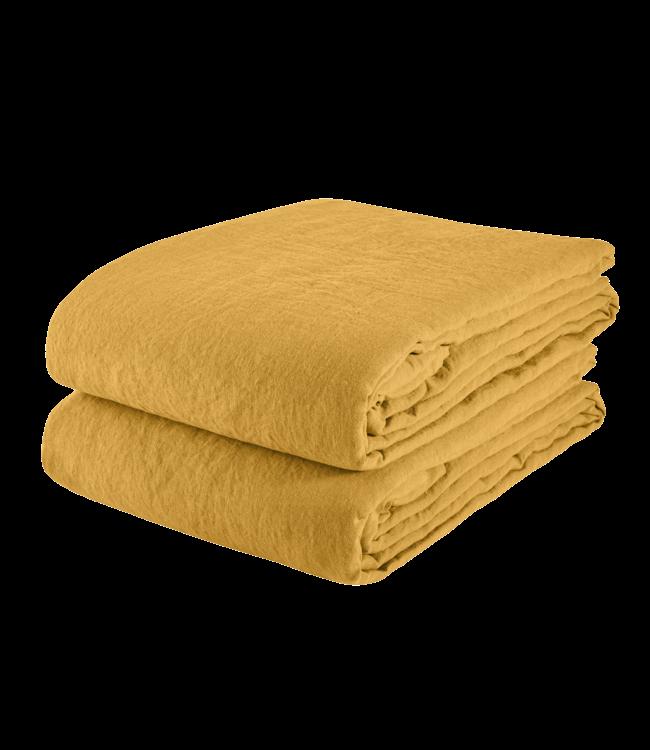 Tafelkleed linnen - honey