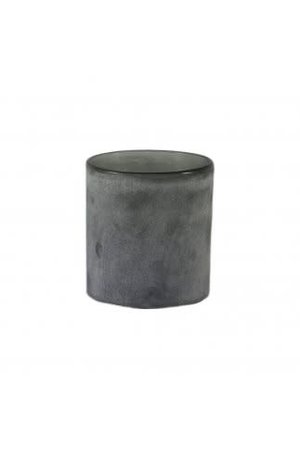 Frost candleholder - grey