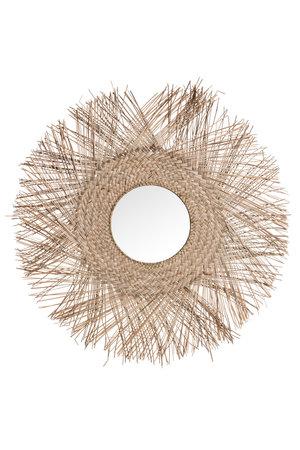 The rotan mirror M - natural