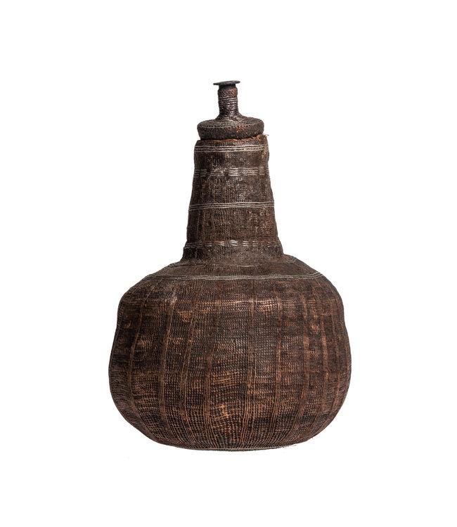 Borana Chocho milk container-basket # 3